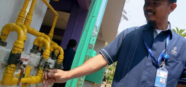 KESDM Dorong Pemanfaatan Jaringan Gas Kota di Jawa Timur
