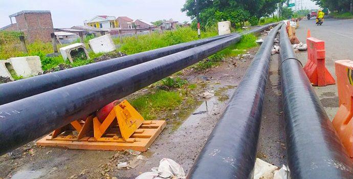 Proyek Interkoneksi Pipa Gresem PGN Ditargetkan Rampung Triwulan II 2021