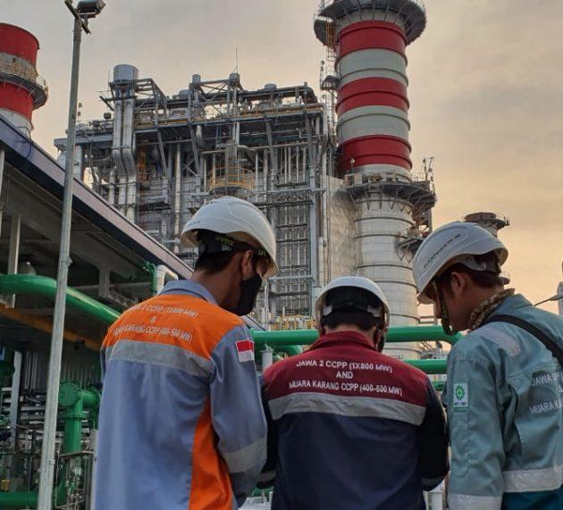 Steam Turbine Unit 3 PLTGU Muara Karang Beroperasi, Listrik Jakarta Makin Andal