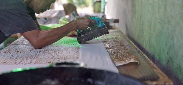 Kisah Sukses Batik Klumprit, Mitra Binaan Pertamina RU-IV Cilacap