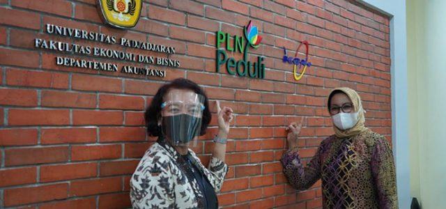 PLN Bangun Teaching Studio di Unpad Senilai Rp 770 Juta