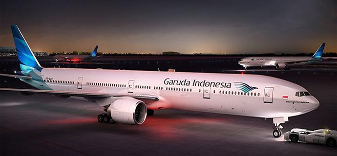 Garuda Indonesia Perluas Kerjasama Dengan SKK Migas