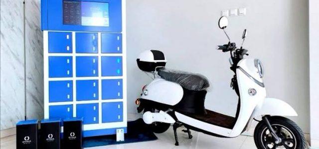 Masuki Bisnis EV dan Penukaran Baterai, NFCX Gandeng SiCepat