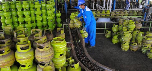 198 Ribu Outlet LPG Subsidi Hadir di 61 Ribu Desa di Indonesia