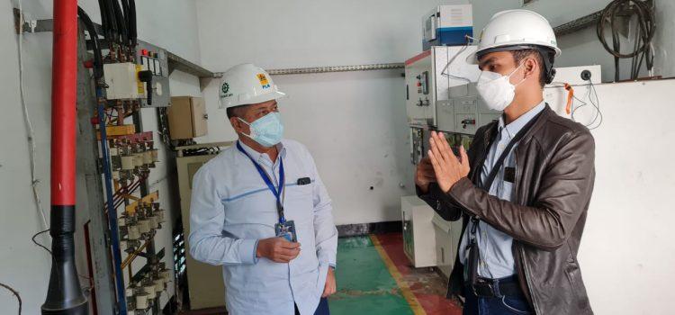 Jadi Rumah Sakit Darurat, Asrama Haji Dapat Pasokan Listrik Andal dari PLN