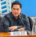 Erick Thohir Sebut Laba Bisnis Hulu Migas Pertamina Moncer